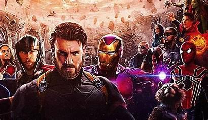 Characters Avengers Mcu Endgame Marvel Heroes Screengeek