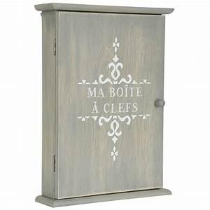 Boite A Cles Murale : boite cl s en bois boite clefs ~ Dailycaller-alerts.com Idées de Décoration