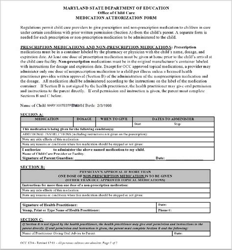ohio medicaid application form medicaid application form ohio form resume exles