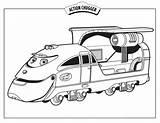 Chuggington Chugger Affefreund Peque Vlc Calendarios Brewster Bestcoloringpagesforkids sketch template