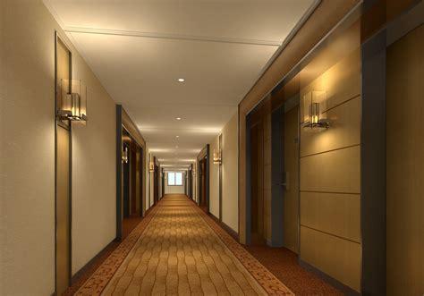 Corridor ceiling rendering in 3D   Download 3D House