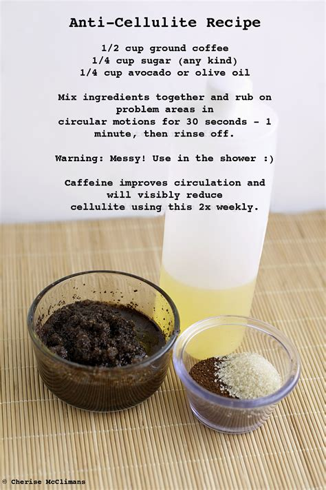Best Anti Cellulite The Best Anti Cellulite Recipe There Is Blogging