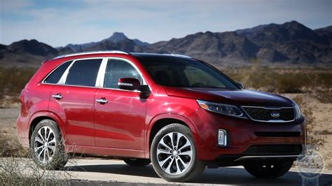 2014 Kia Sorento Review by 2014 Kia Sorento Review Kelley Blue Book