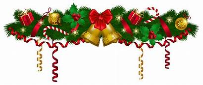 Garland Christmas Clipart Clip Clipartmag
