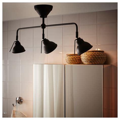 ikea vitemoella triple ceiling spotlight home