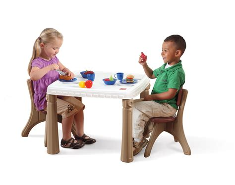 Step Lifestyle Kitchen Table & Chairs Set-baby