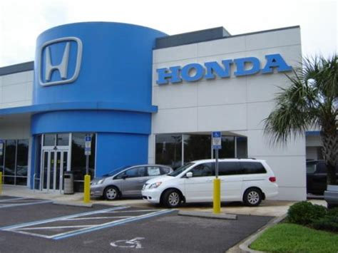 Duval Honda  Jacksonville, Fl 32205 Car Dealership, And