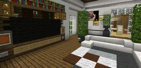 modern mansion creation minecraft pe maps