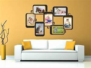 Wandtattoo Mit Bilderrahmen : bilderrahmen wandtattoo retro fotorahmen von ~ Whattoseeinmadrid.com Haus und Dekorationen