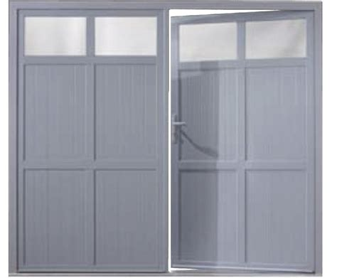 portes de garage battantes portes de garage b plast