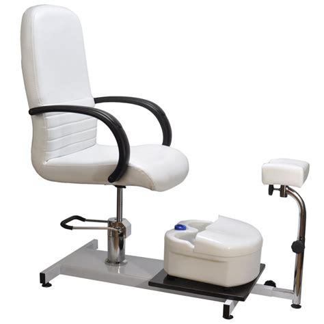 hydraulic pedicure station chair salon spa equipment w