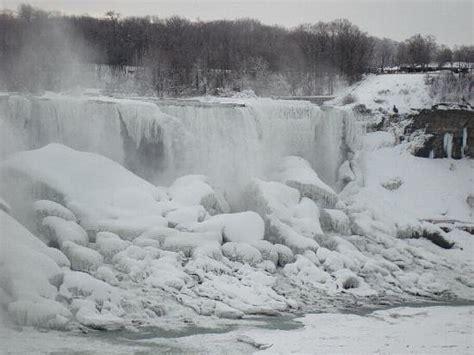 Niagara Falls Boat Ride Winter by Tour Of Niagara Falls Toronto Ontario On