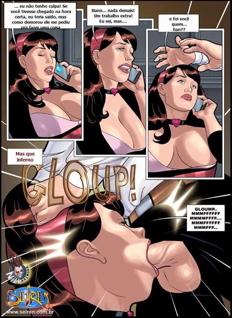 A Esportista 3 Parte 2 Quadrinhos Eróticos