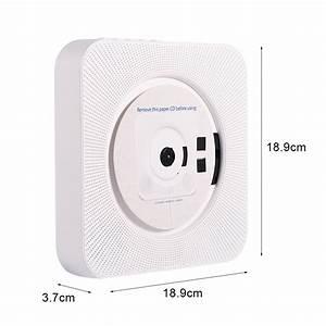 Cd 50 Phone Bluetooth : portatile bluetooth stereo cd mp3 lettore da parete ~ Kayakingforconservation.com Haus und Dekorationen