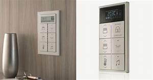 Jung Smart Home : 10 images about interrupeurs knx on pinterest ~ Yasmunasinghe.com Haus und Dekorationen