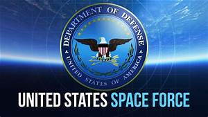 Report: Details... Space Force