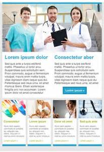Health Care Newsletter Templates