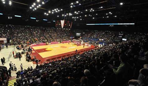 Sede Gazzetta Dello Sport Ufficiale Sede Delle Four 2014 Di Eurolega