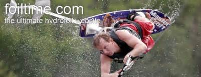 foiltime the ultimate hydrofoiling website