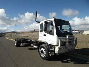 2006 Isuzu Fvr950 6 Sp Manual Cab Chassis