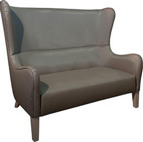 assise de canapé canapé 2 places logan bois haut dossier assise