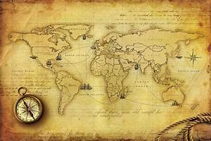 Vintage Maps Wallpapers Group with 48 items