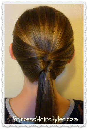 Easy Princess Hairstyles For by 3 And Easy Ponytail Hairstyles Princess Hairstyles