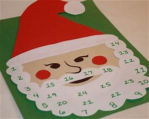 Christmas Countdown on Santa s Beard