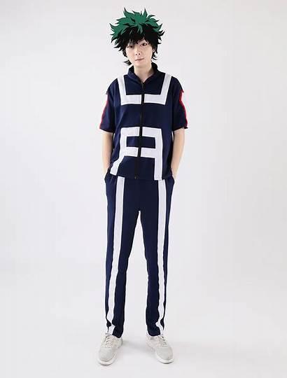 Bnha Hero Midoriya Izuku Cosplay Suit Academia