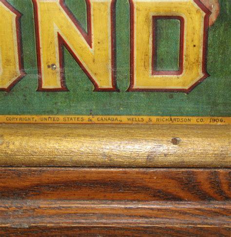 Bargain John's Antiques   Diamond Dye Advertising Country