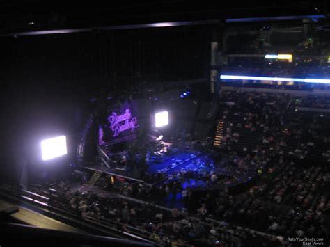 Seating Bridgestone Arena Concert