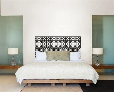 chambre lit blanc idées tête de lit pour chambre coucher 23 photos sympas