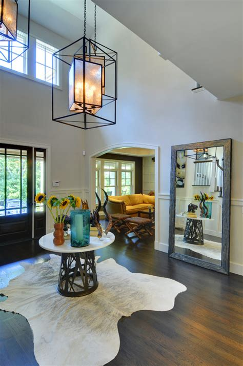 floor mirror entryway enhance the entryway with decorative mirrors