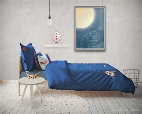 Kinderzimmer Junge Weltraum by Lausejungen Bettw 228 Sche F 252 R Jungs Bio Baumwolle