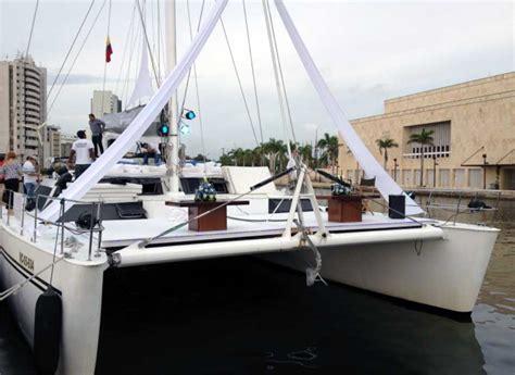 Catamaran San Andres by Alquiler Catamaran Cartagena Colombia