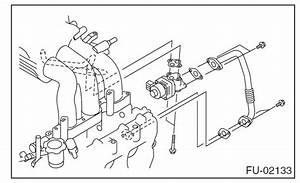 H6 Egr Valve Removal Vs Jdm Service Manual - Subaru Outback