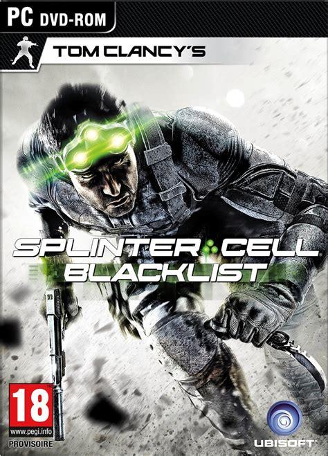 comment telecharger splinter cell blacklist pc