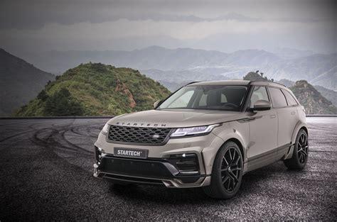 Gambar Mobil Gambar Mobilland Rover Range Rover Velar by Startech Range Velar Geneva 2018 13 1 Autonetmagz