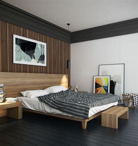 vray interior lighting loft bedroom home decor
