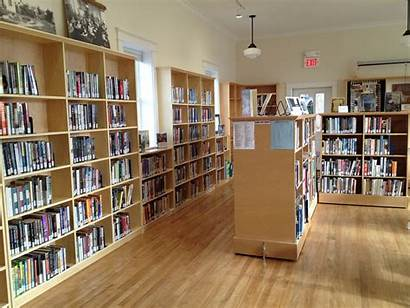 Library Community Heart Maine