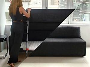 There39s a sofa that turns into a bunk bed 15 minute news for Sectional sofas that turn into beds