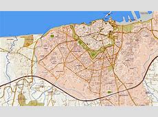 Large Heraklion Maps for Free Download and Print High