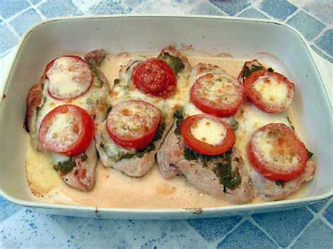 cuisiner une escalope de dinde recette d 39 escalopes de dinde gratinées
