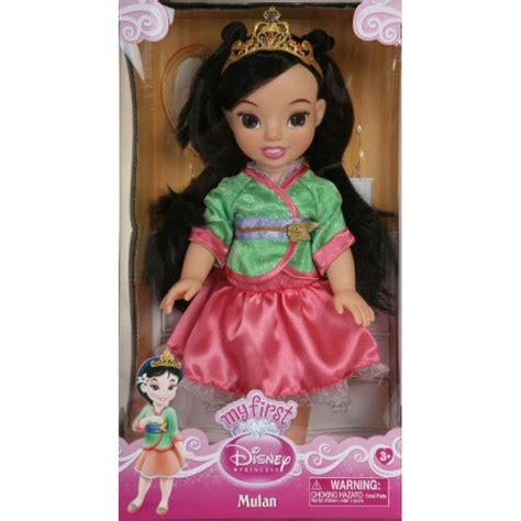 cinderella brand dress my disney princess disney basic toddler doll mulan