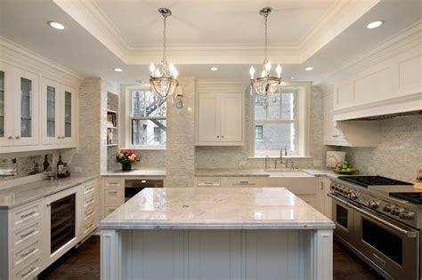 Moonlight Quartzite   Transitional   kitchen   2 Design Group