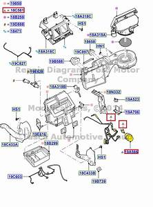 New Oem Manual Ac  U0026 Heater Vacuum Hose Harness Explorer