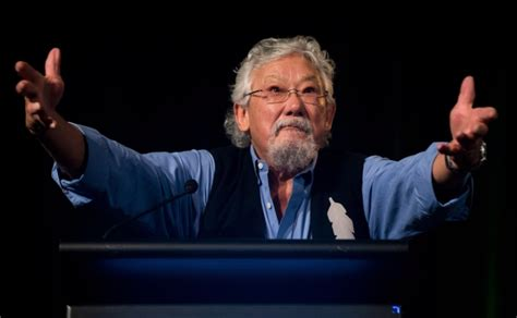 David Suzuki Fights For A Constitution That Guarantees