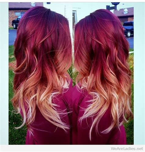 Vibrant Hair by Vibrant Ombre Hair Color