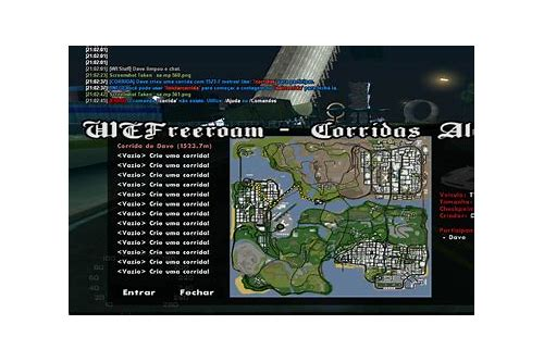 Samp freeroam gamemode download :: pracanstanfac