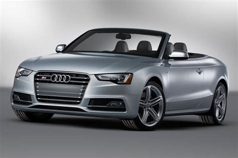 Audi Convertible by 2016 Audi S5 Convertible Pricing For Sale Edmunds